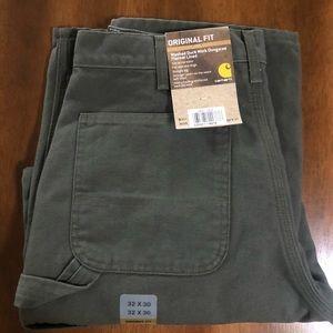 Men's carhartt work pants